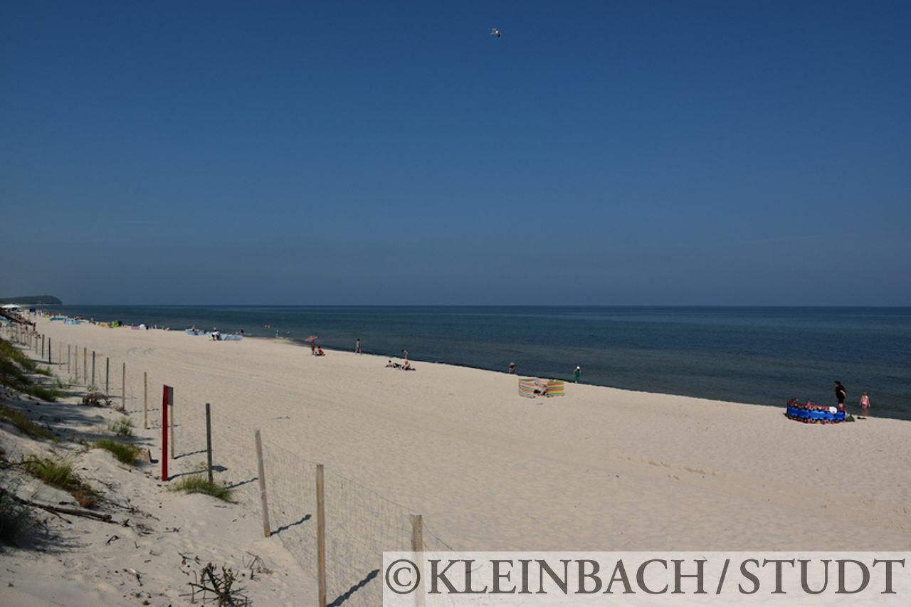 Strand bei Niechorze